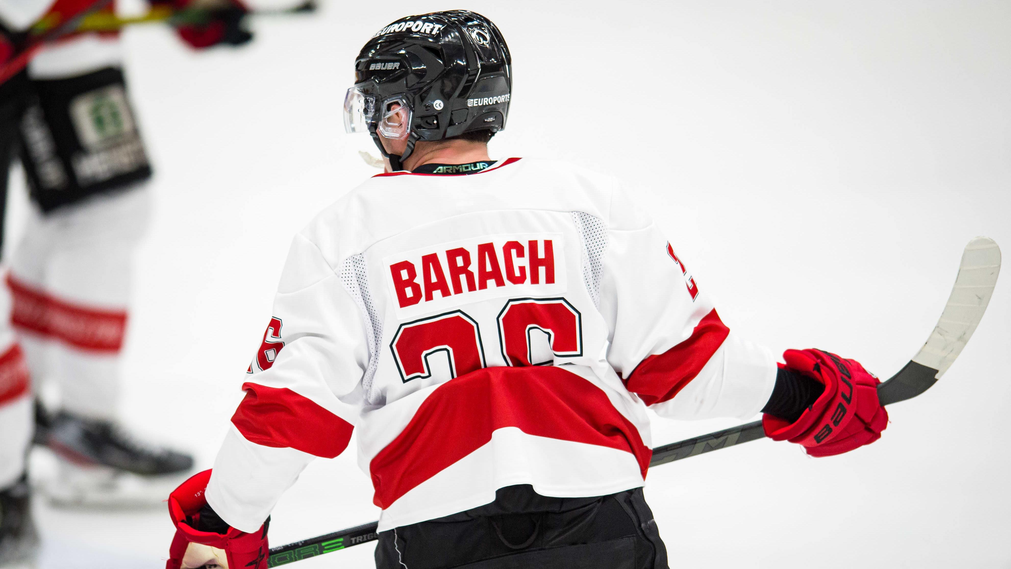 Derek Barach