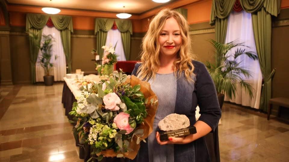 Vuoden Turkulainen 2019 Laura Satamo.