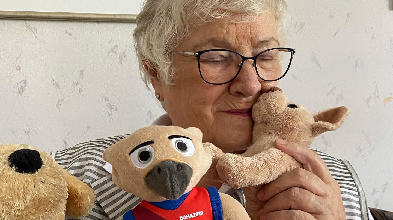 Leila Laakso, Daniel Ståhlin isoäiti.