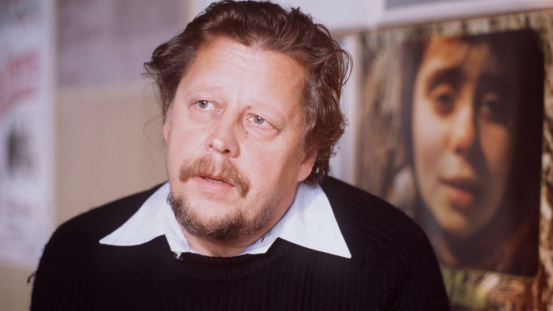 Rauni Molberg kotonaan Vesilahdella v. 1980.