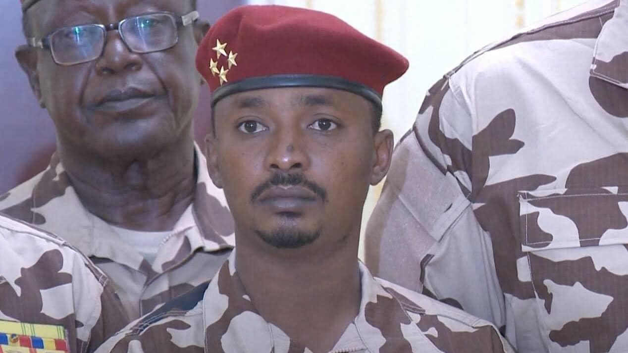 Kolme vuosikymmentä Tšadin presidenttinä toimineen Idriss Débyn poika Mahamat Kaka