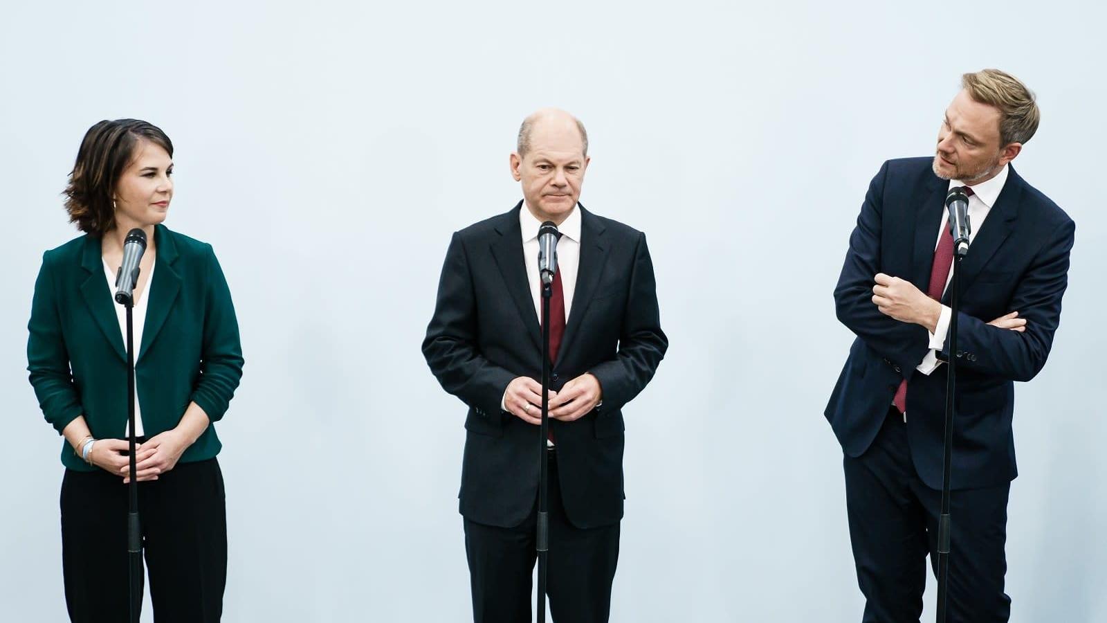 Saksan hallitusneuvottelut