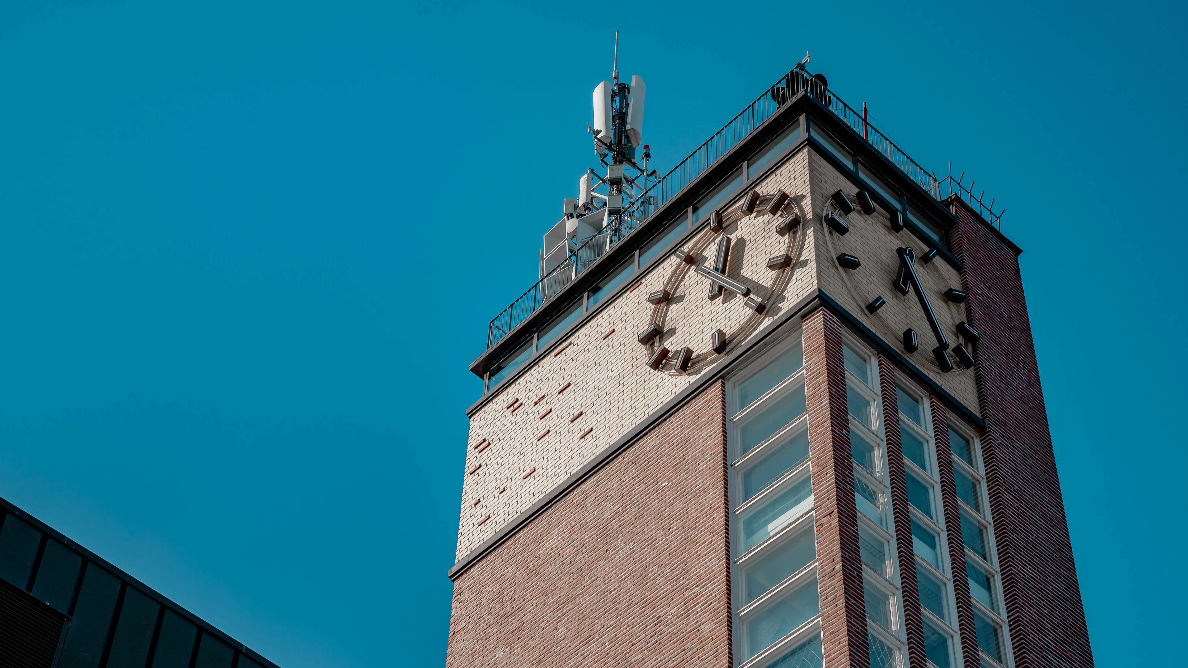 Harjun Vesilinnan torni.
