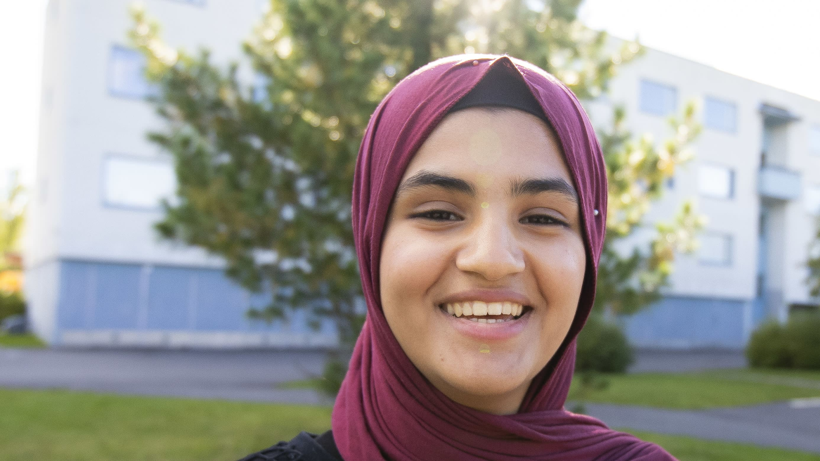 Zahra Mahmood
