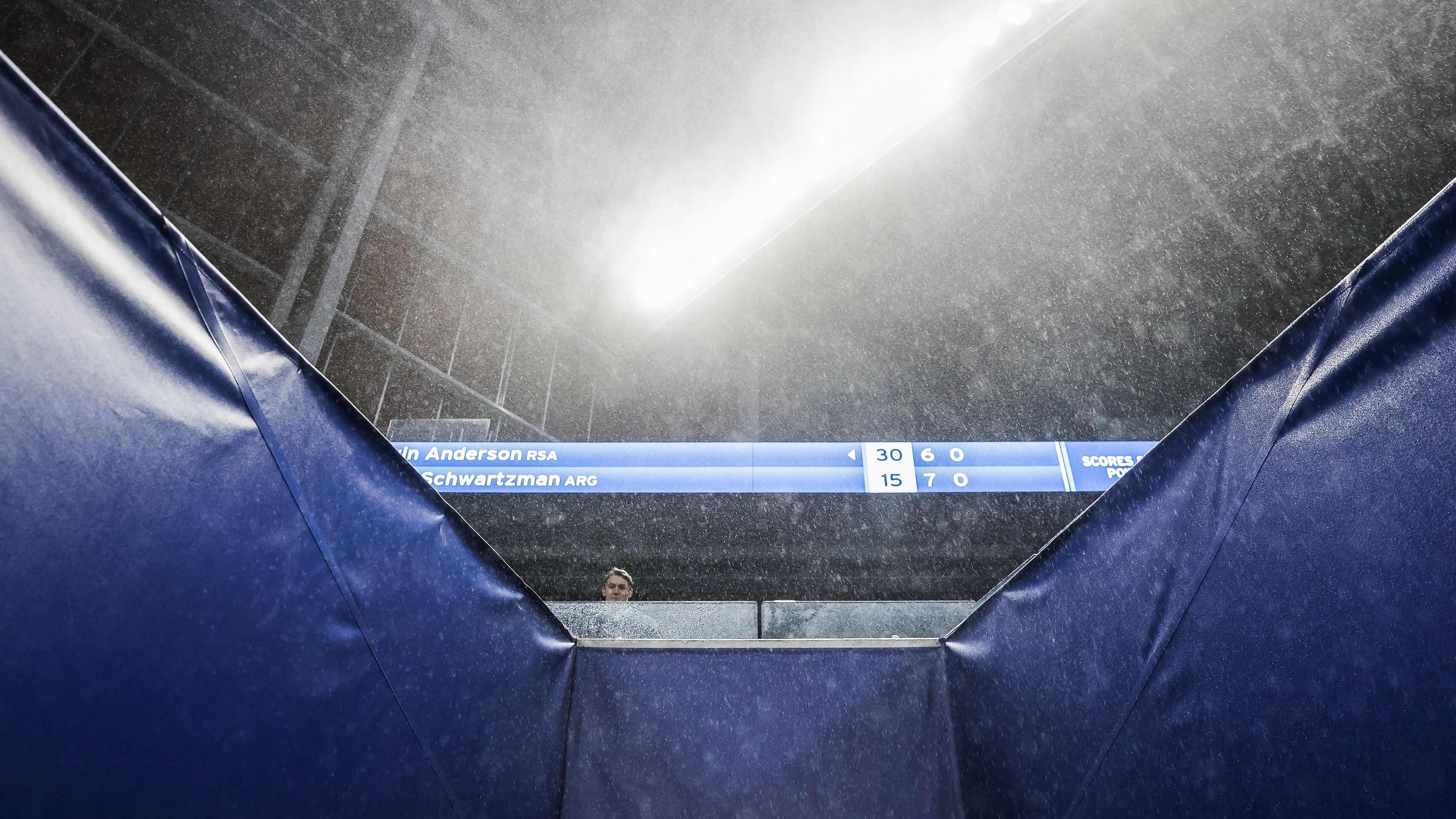 Sade puskee läpi Louis Armstrongin mukaan nimetylle kentälle US Openissa.
