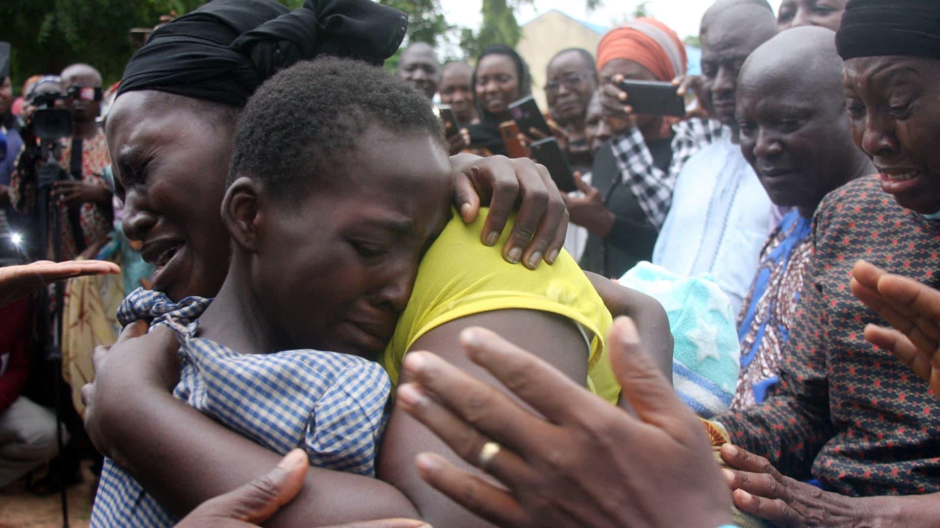 Nigeriassa on vapautettu 28 kaapattua oppilasta