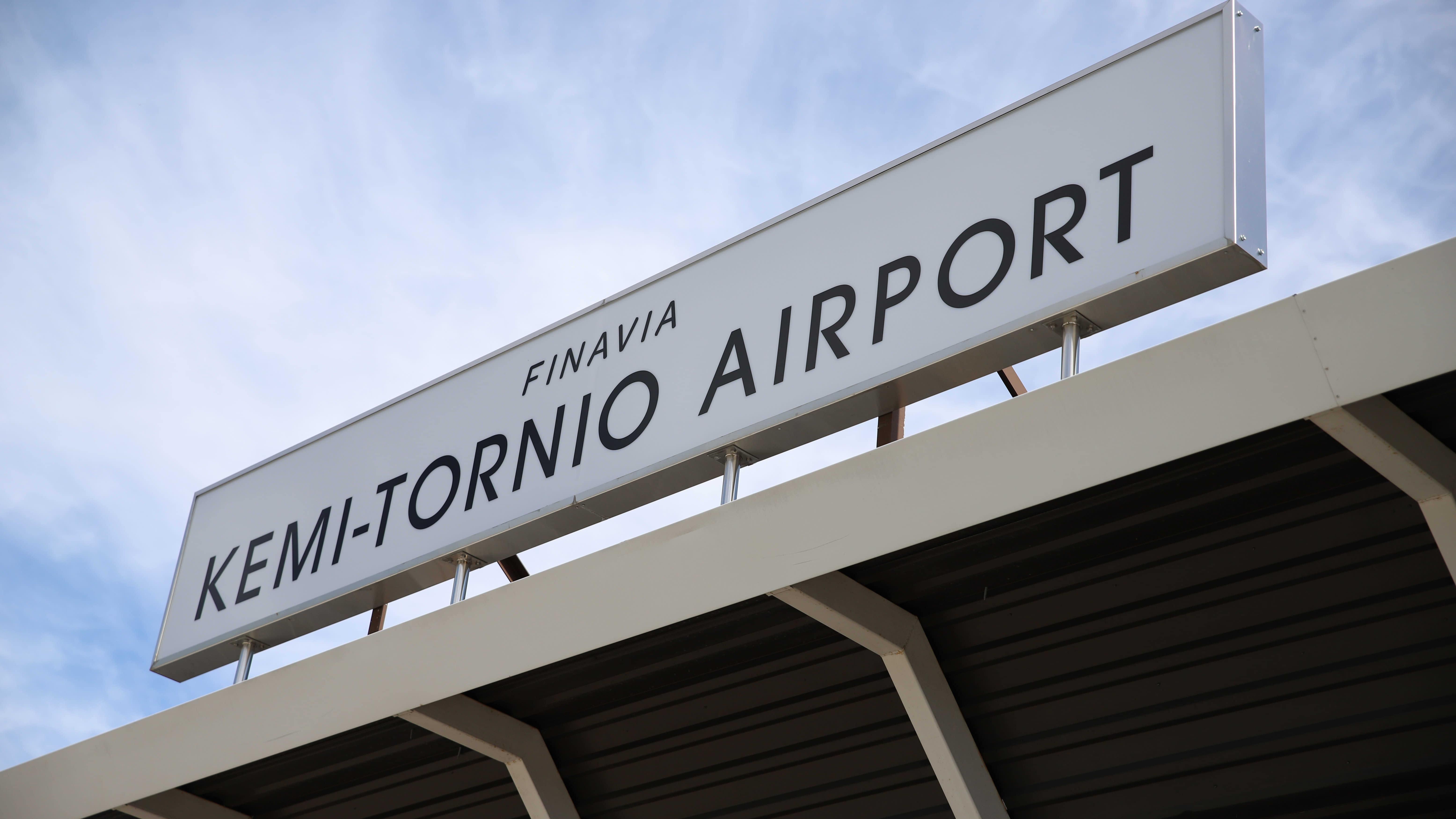 Suljettu Kemi-Tornion lentoasema