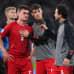 Tanskan pelaajat pettyivät Englanti EM-välierätappioon.