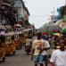 Katukuvaa Monroviasta.
