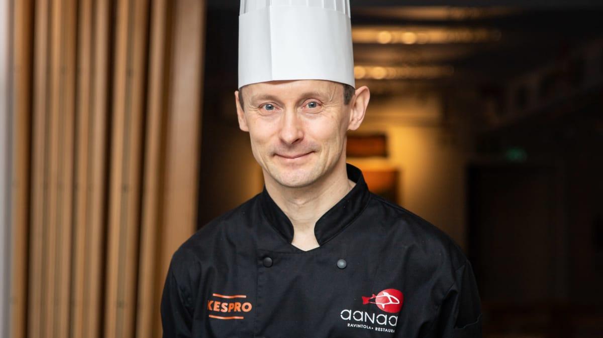 Keittiömestari Heikki Nikula