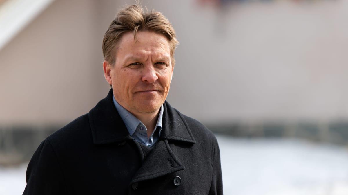 Inarin kunnan sivistystoimenjohtaja Ilkka Korhonen.
