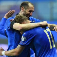Italian miesten jalkapallomaajoukkue