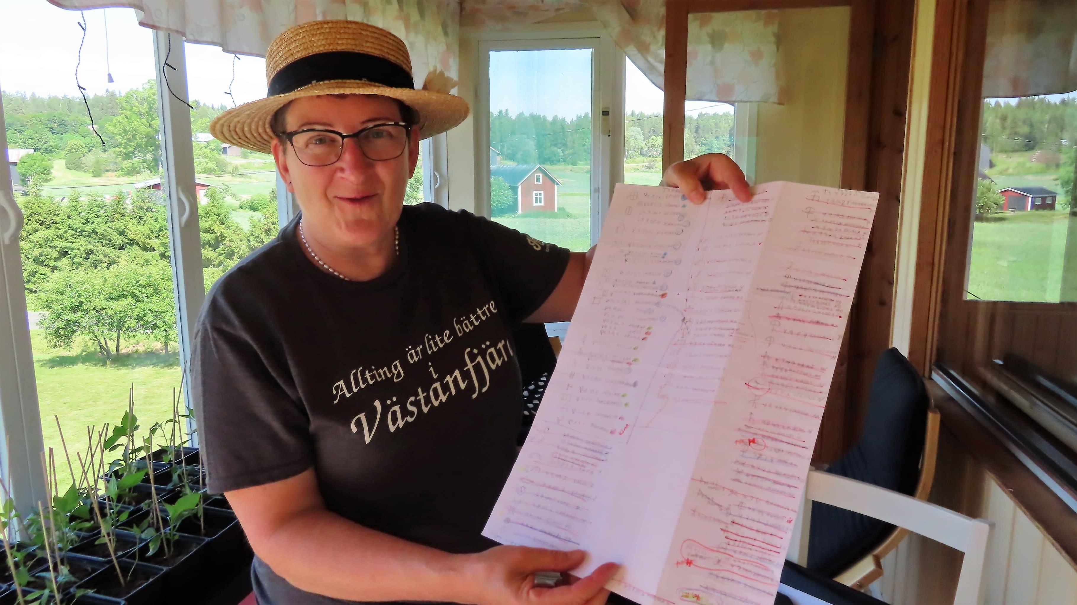 Turunmaan saariston puumerkit on kerätty kirjaan – yli 500 esivanhempien käyttämää symbolia löytyi vanhoista esineistä