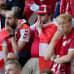 Tanskan tähtipelaaja Eriksenin tuupertuminen keskeytti ottelun