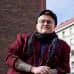 Opiskelija Olli Castrén