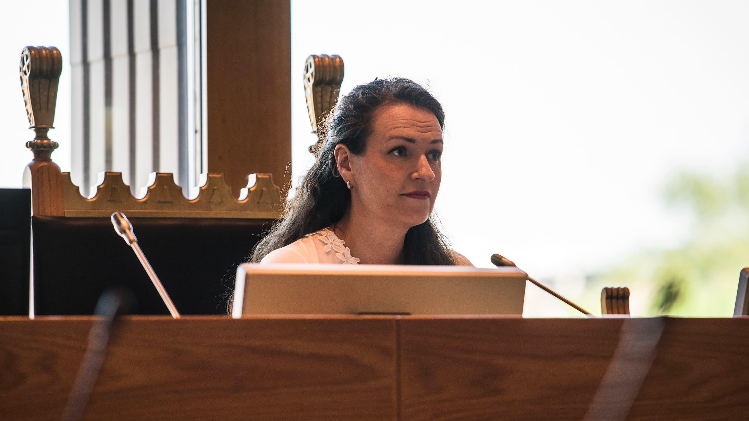 Anna-Kaisa Ikonen.