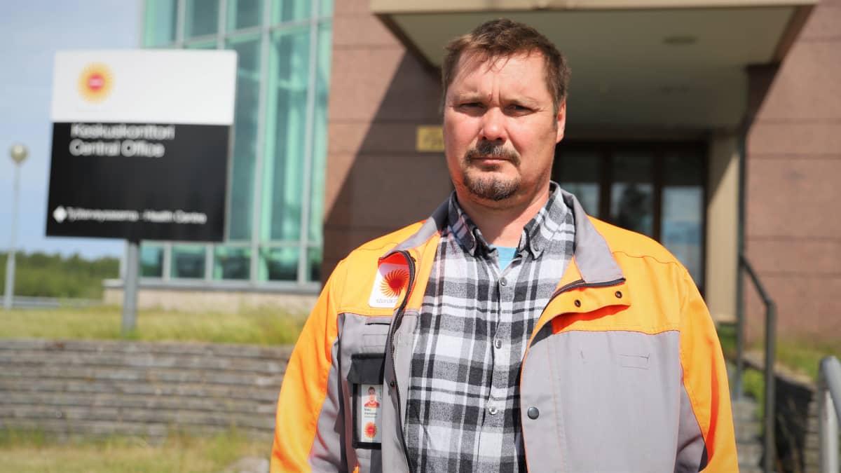 Veitsiluodon pääluottamusmies: Tärkeintä on, että saadaan irtisanotuille töitä