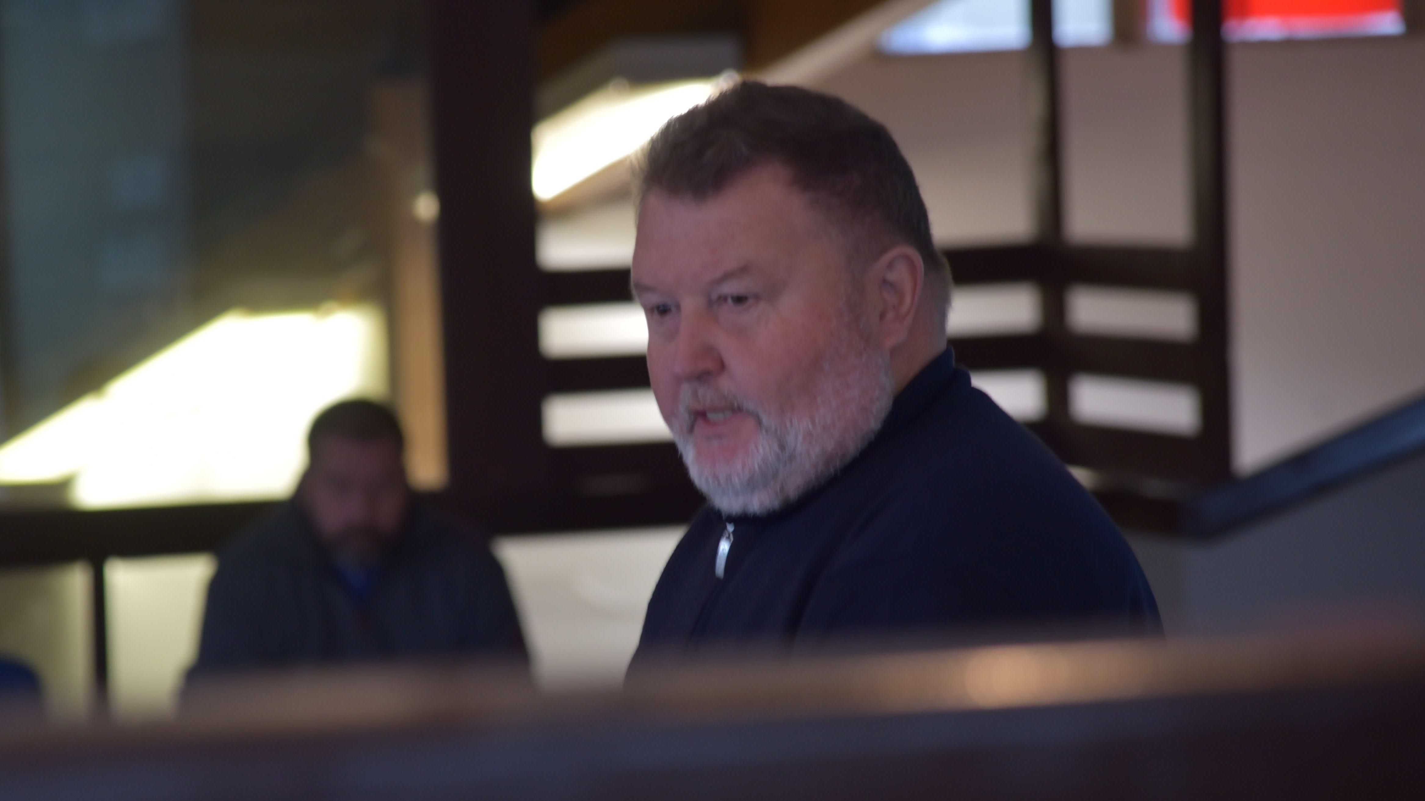 Hattula Golfin yrittäjä Reijo Riihimäki