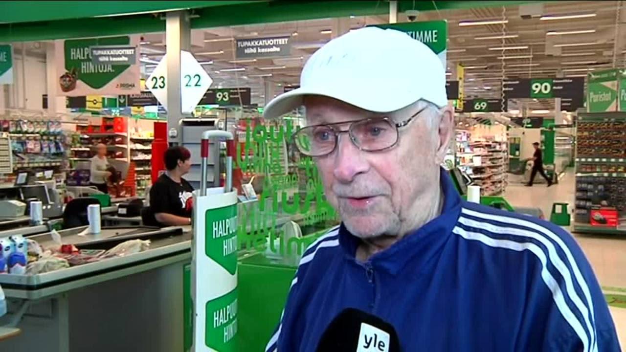 Matti Hakola kertoo itsepalvelukassoista