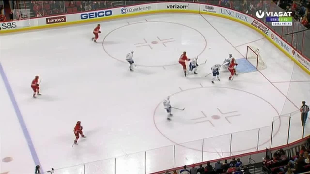 NHL: Teräväinen onnistui ylivoimalla