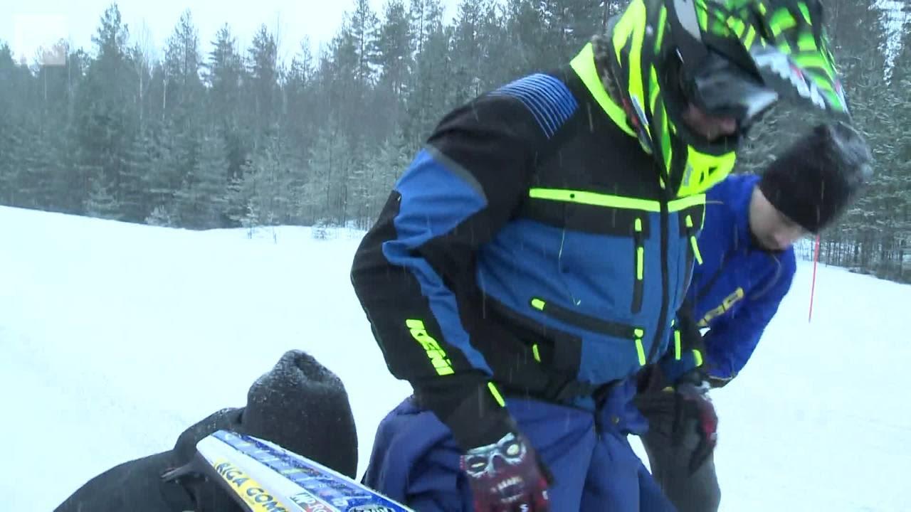 Urheilujuttuja: Ulkomaalaiskuljettajien vauhtia Päitsillä