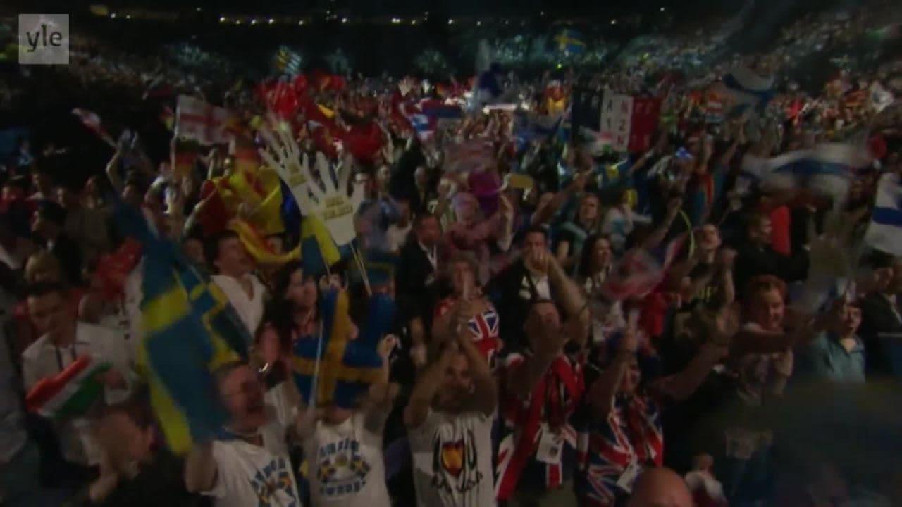 Muistoja Suomen Euroviisuista