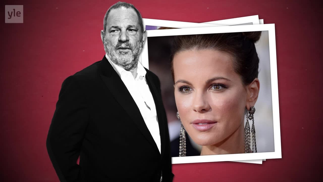 Uutisvideot: Hollywoodin elokuvatuottajaa syytetään ahdistelusta