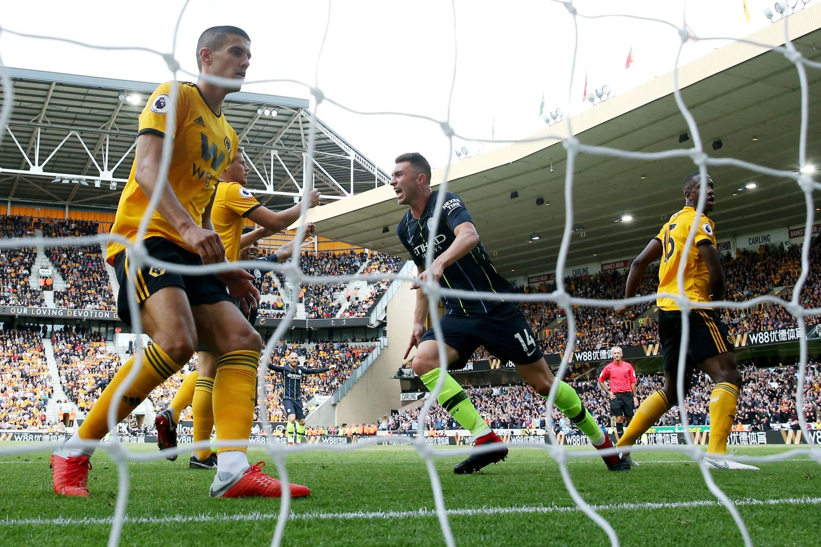 Newcastle taipui ajassa 90+5 – Katso sarjanousija Wolvesin vierasvenyminen
