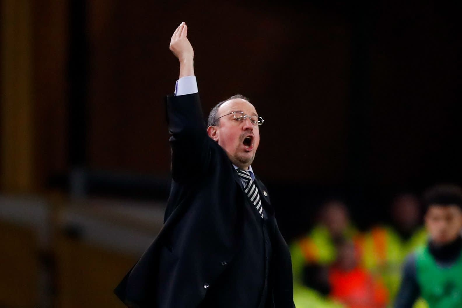 Newcastlen maalivahti töpeksi viime sekunneilla - Rafa Benitez kiehui ottelun jälkeen