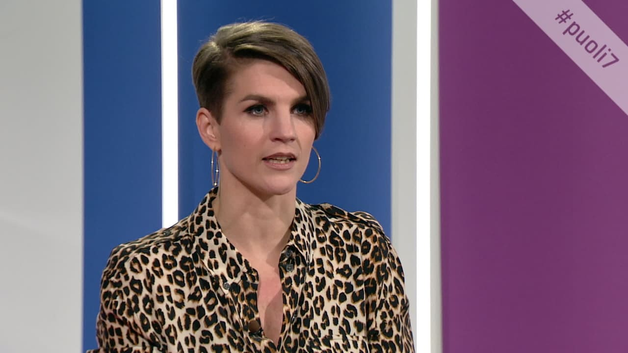 Näyttelijä ja laulaja Maria Ylipää muistelee nuoruutensa perfektionismia