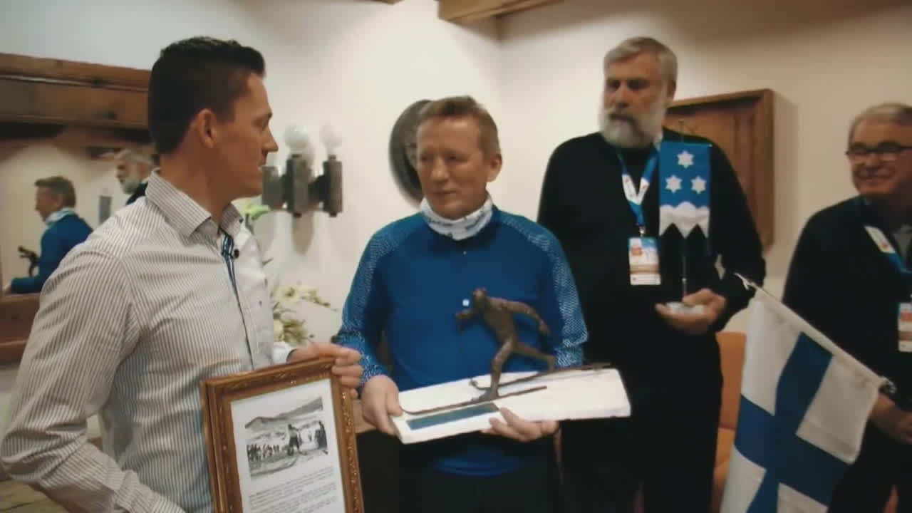 Mustin matkassa: Eero Mäntyranta palasi Seefeldiin
