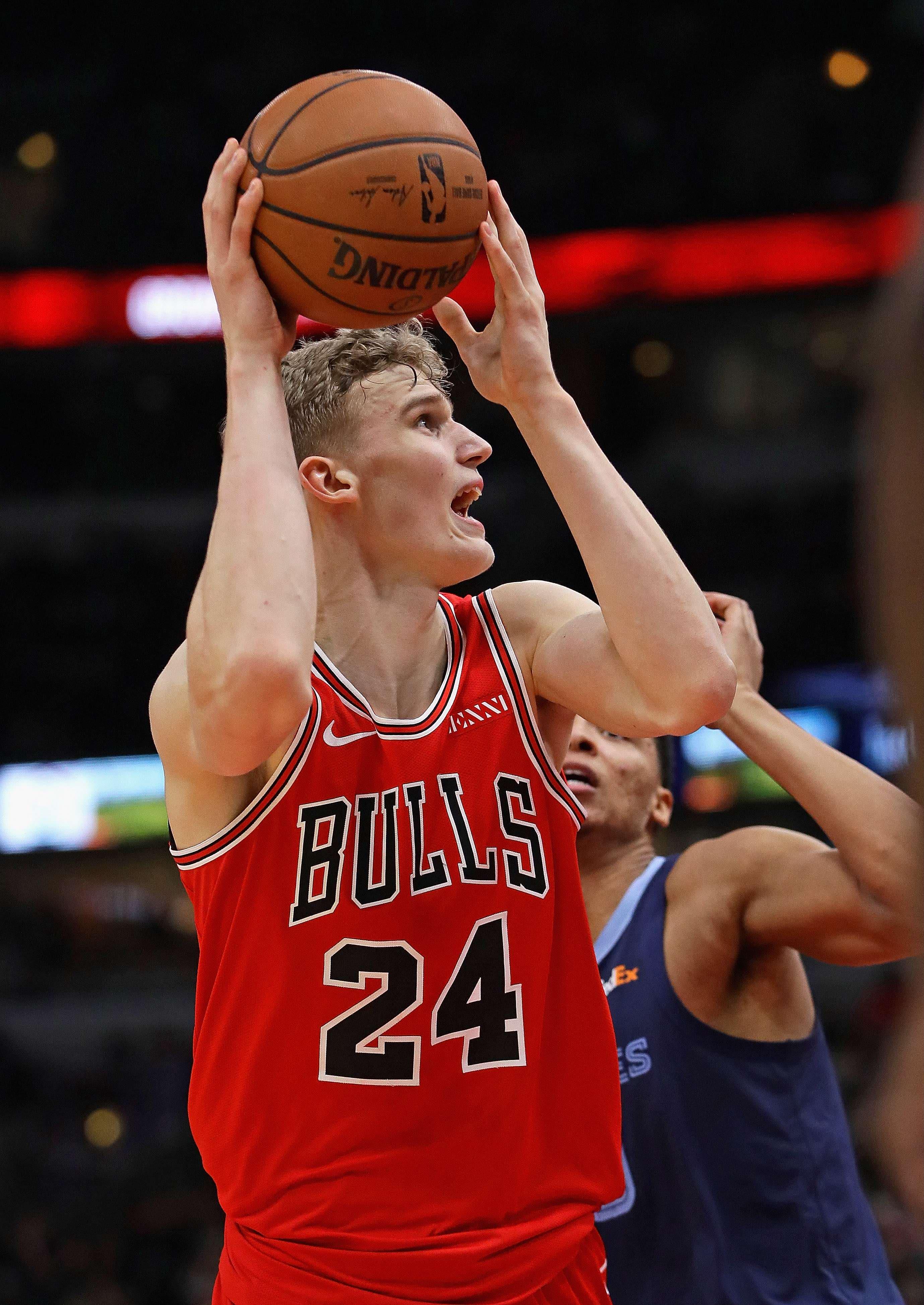 Lauri Markkanen teki 17 pistettä, Bulls hävisi Detroitille