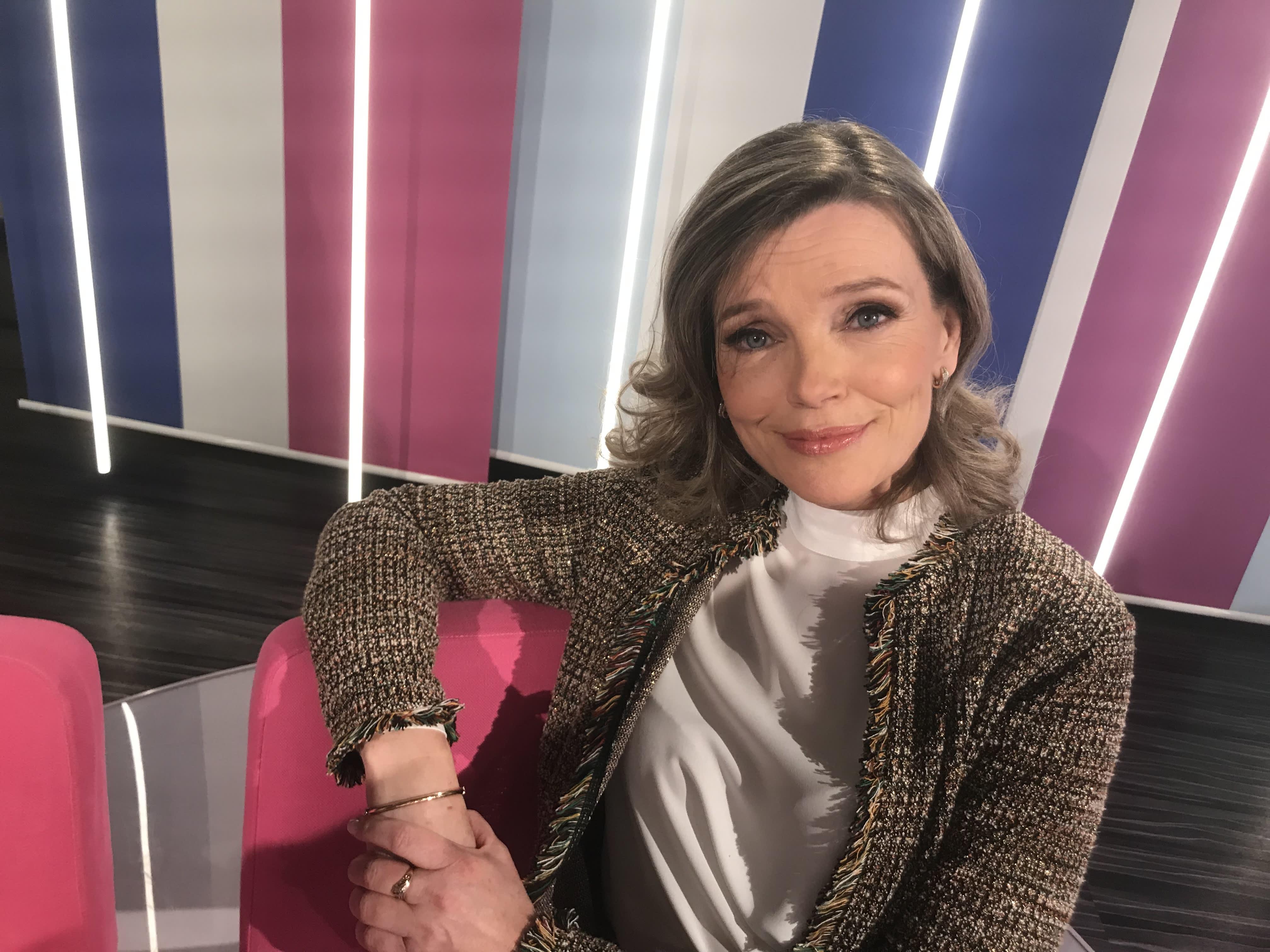 Ohjaaja ja laulaja Anu Hälvän toinen gradu on pian valmis