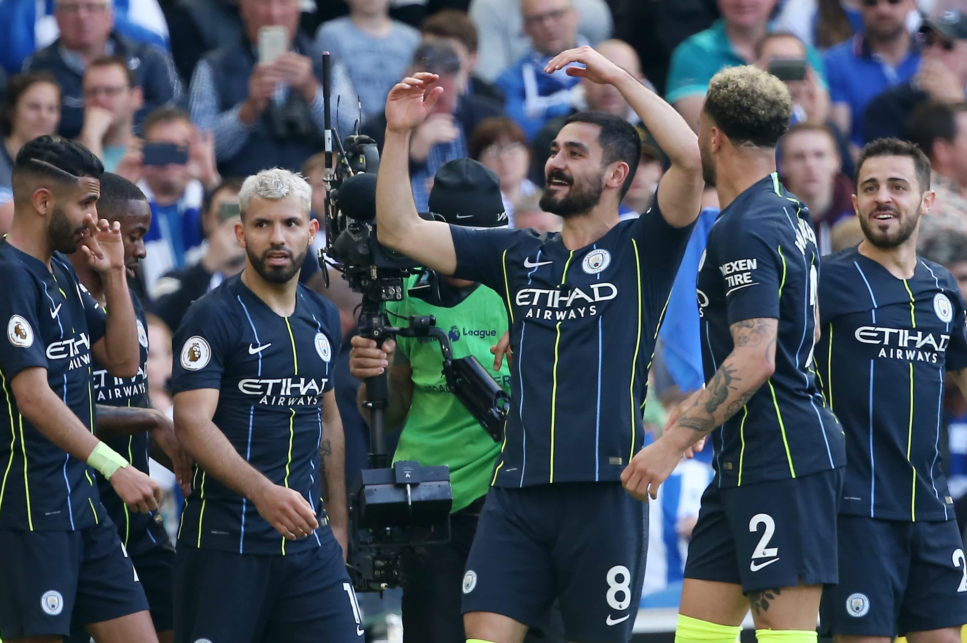 Näin Manchester City sinetöi päätöspelissään Valioliigan mestaruuden