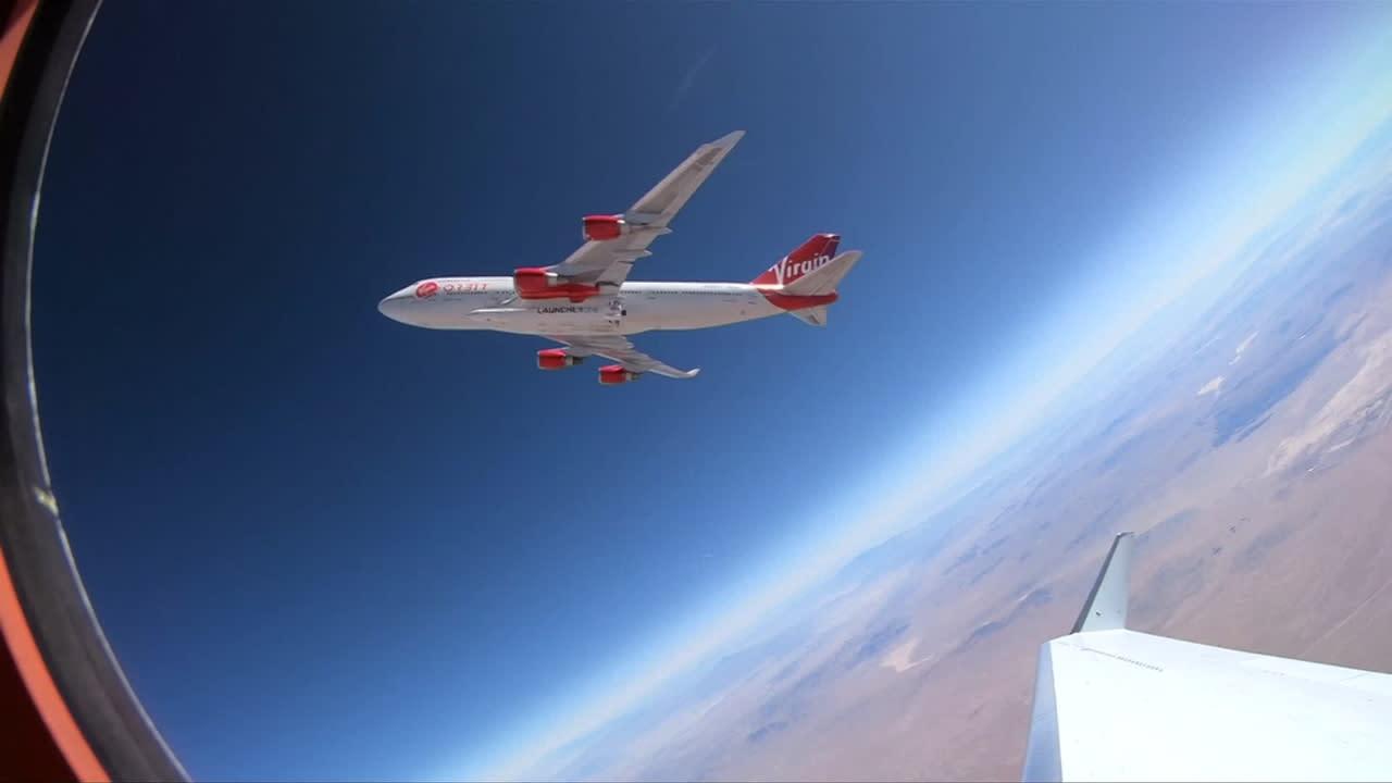 Virgin-miljardööri Richard Bransonin yksi avaruusunelma viittä vaille valmis