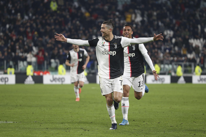 Juventus kaatoi Roman cupissa