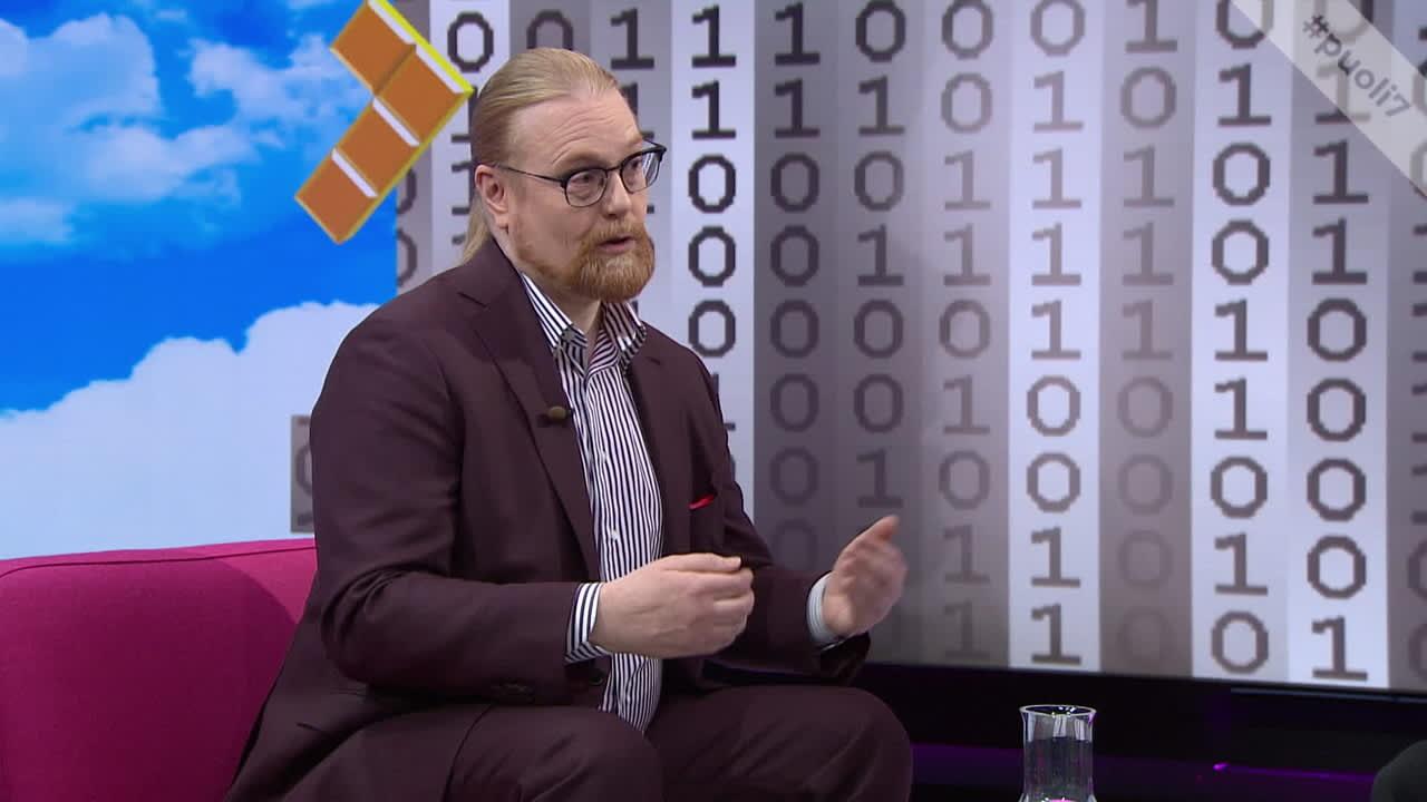 """Matematiikan professori Samuli Siltanen: """"Matematiikka tarjoaa luotettavia päättelyn apuneuvoja"""""""