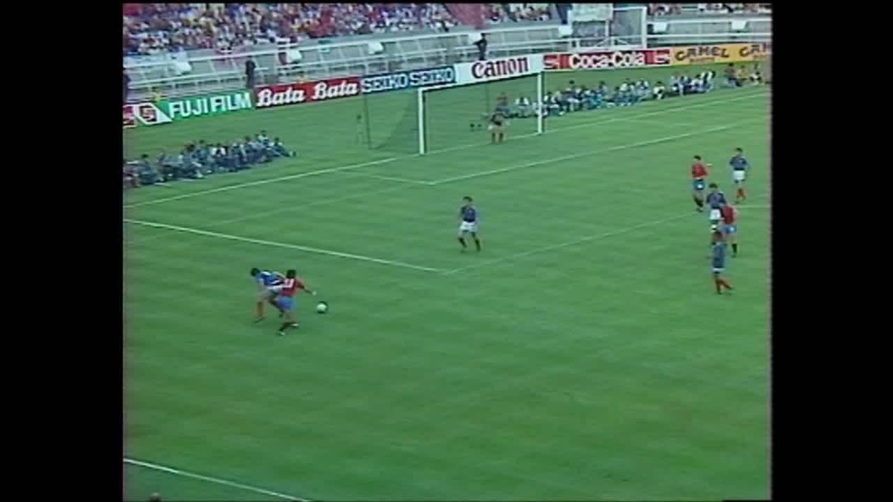 Ylen Futiskesä: Uefan Euro-finaali 1984