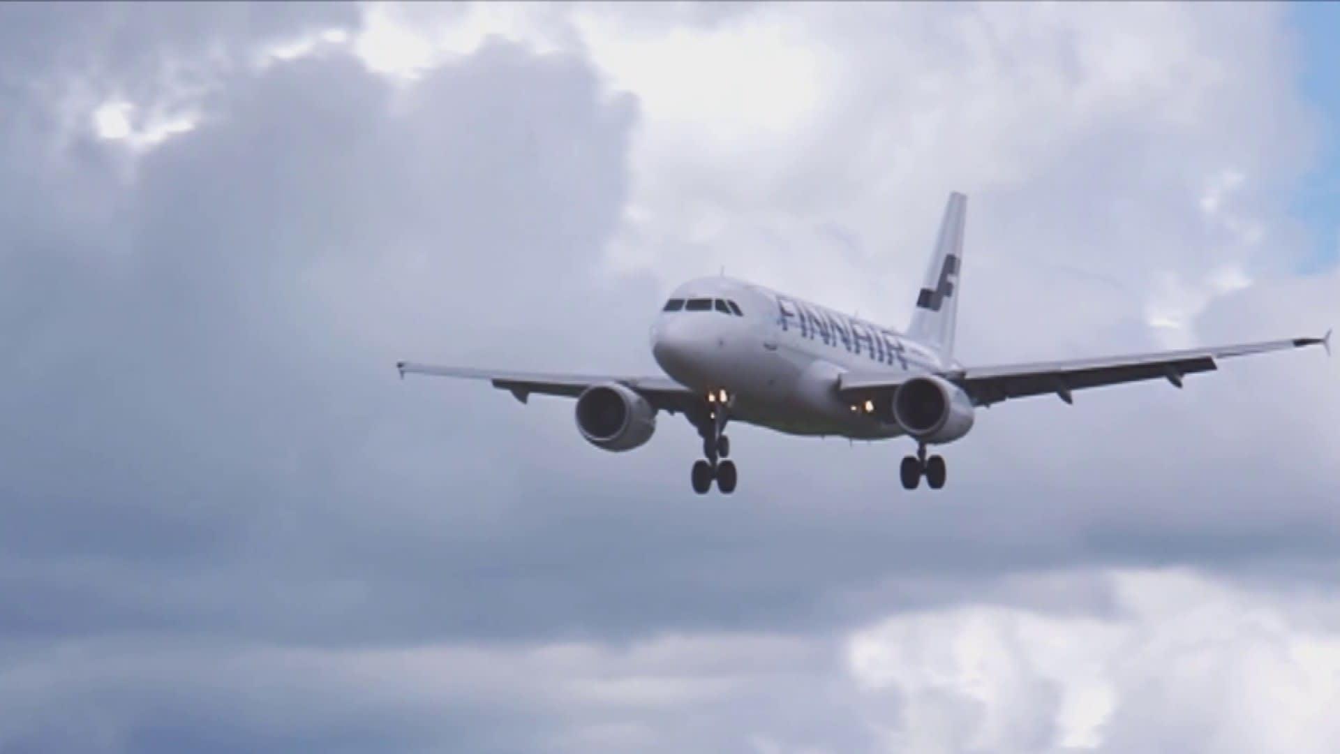 Finnair vie Aasiaan kalaa, paluumatkalla mukana on mm. elektroniikkaa
