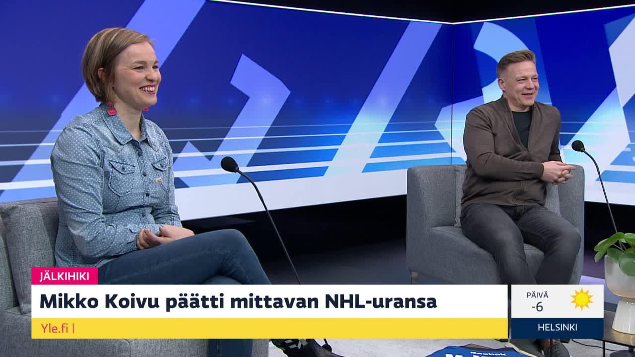 Mikko Koivu lopetti NHL-uransa, Norjan maailmancupin kisat peruttu, SM-hiihtäjien taso