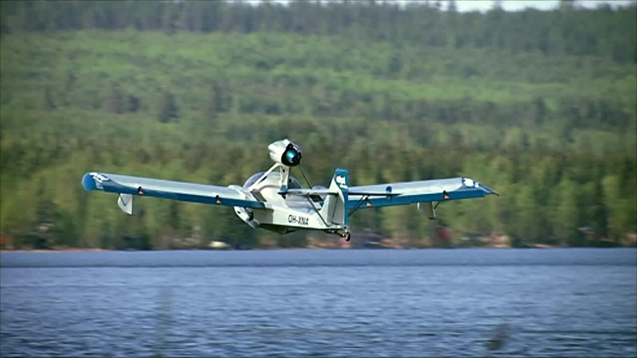 Atol - lappilainen lentokone