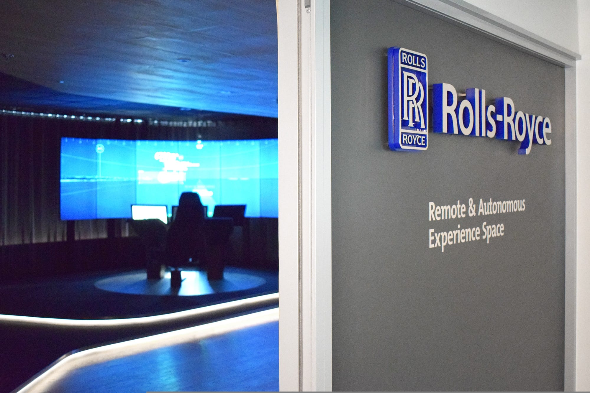 Rolls-Roycen Turun tutkimus- ja kehityskeskuksen kokemustila