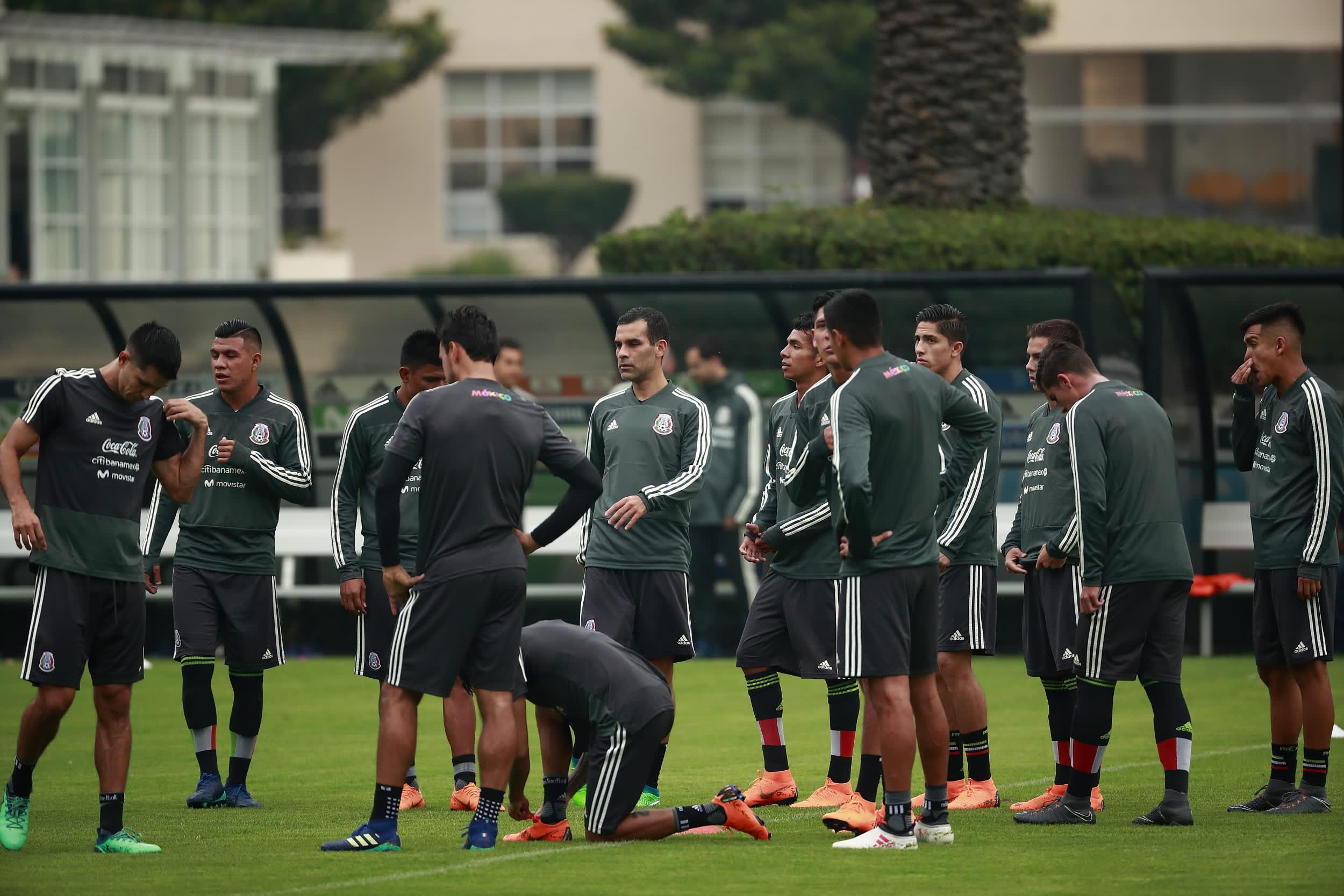Meksikon MM-joukkue jalkapallossa