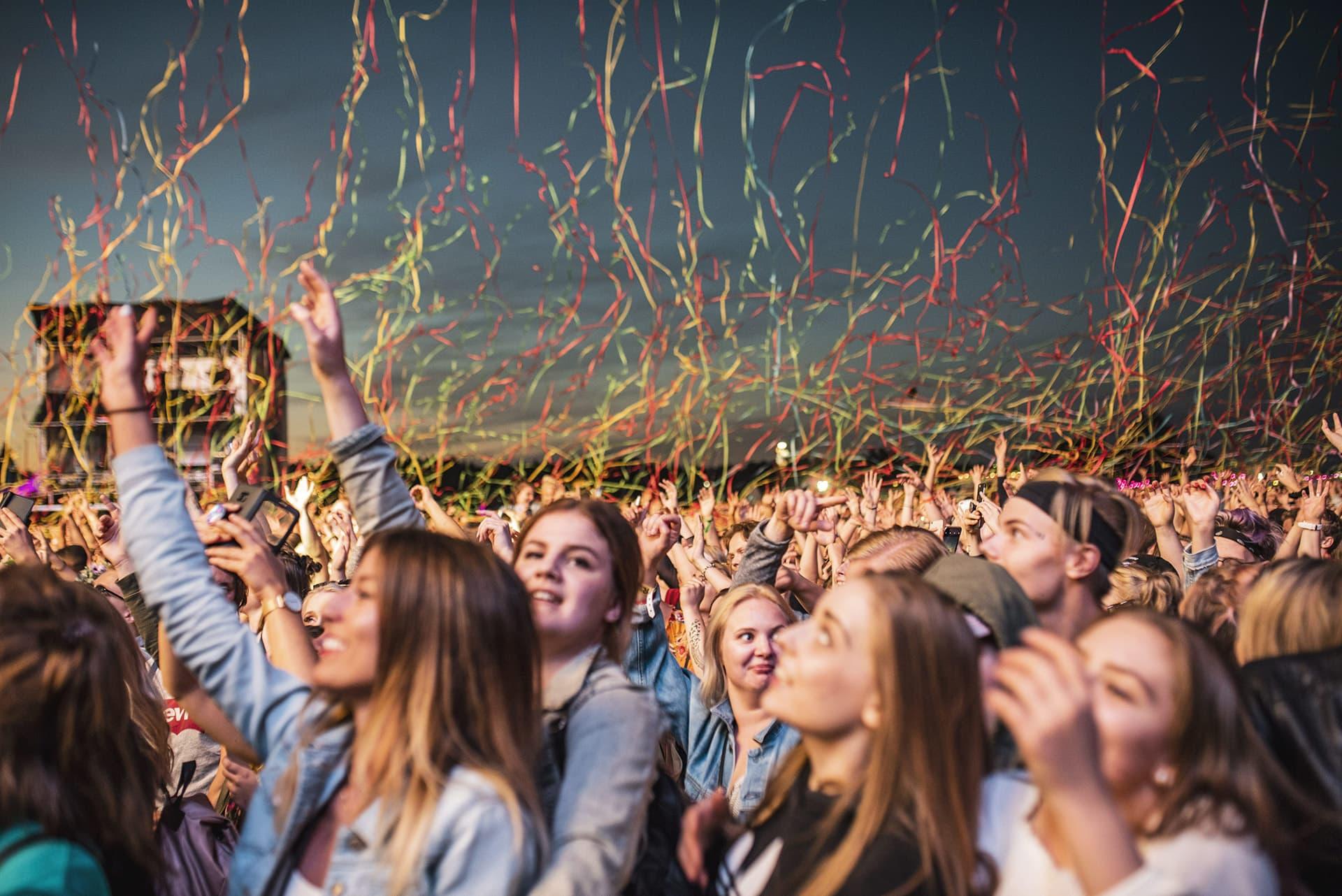 Ruisrock on Suomen vanhin ja Euroopan toiseksi vanhin yhtäjaksoisesti järjestetty rockfestivaali.