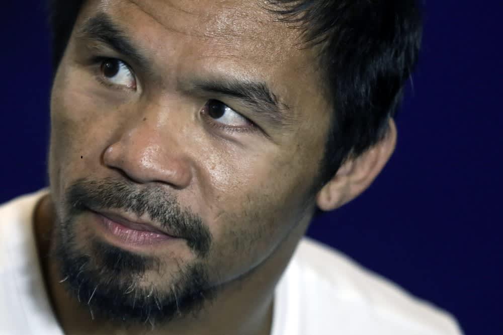 Manny Pacquiao kuvassa