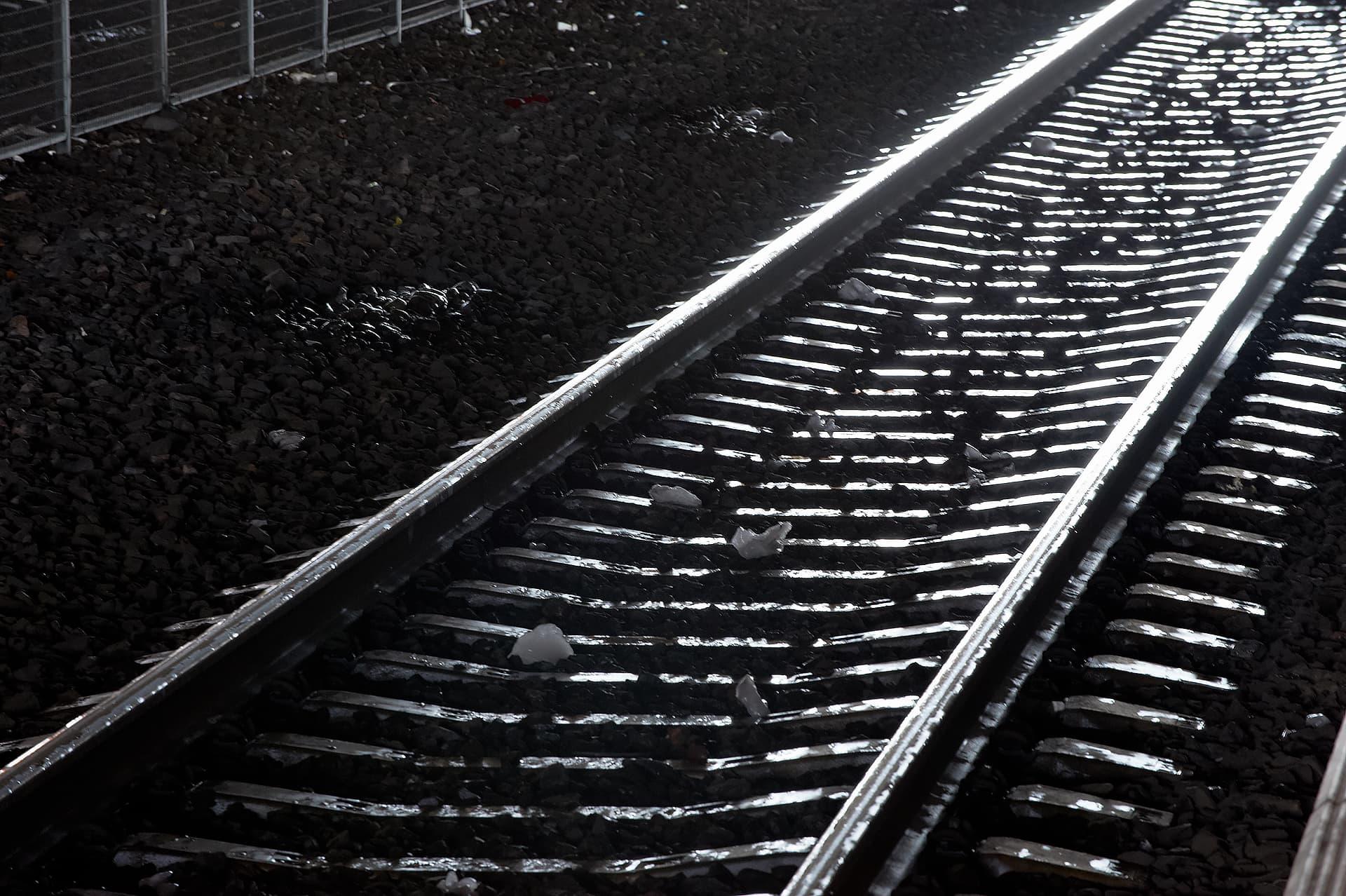 Rautatiekiskot.