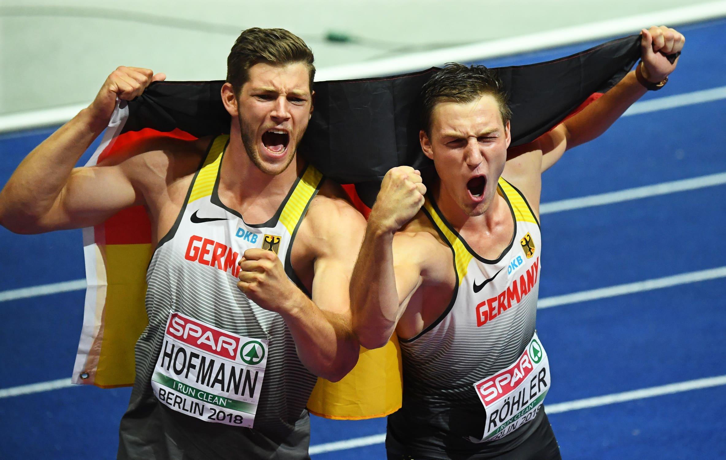 Hofmann ja Röhler
