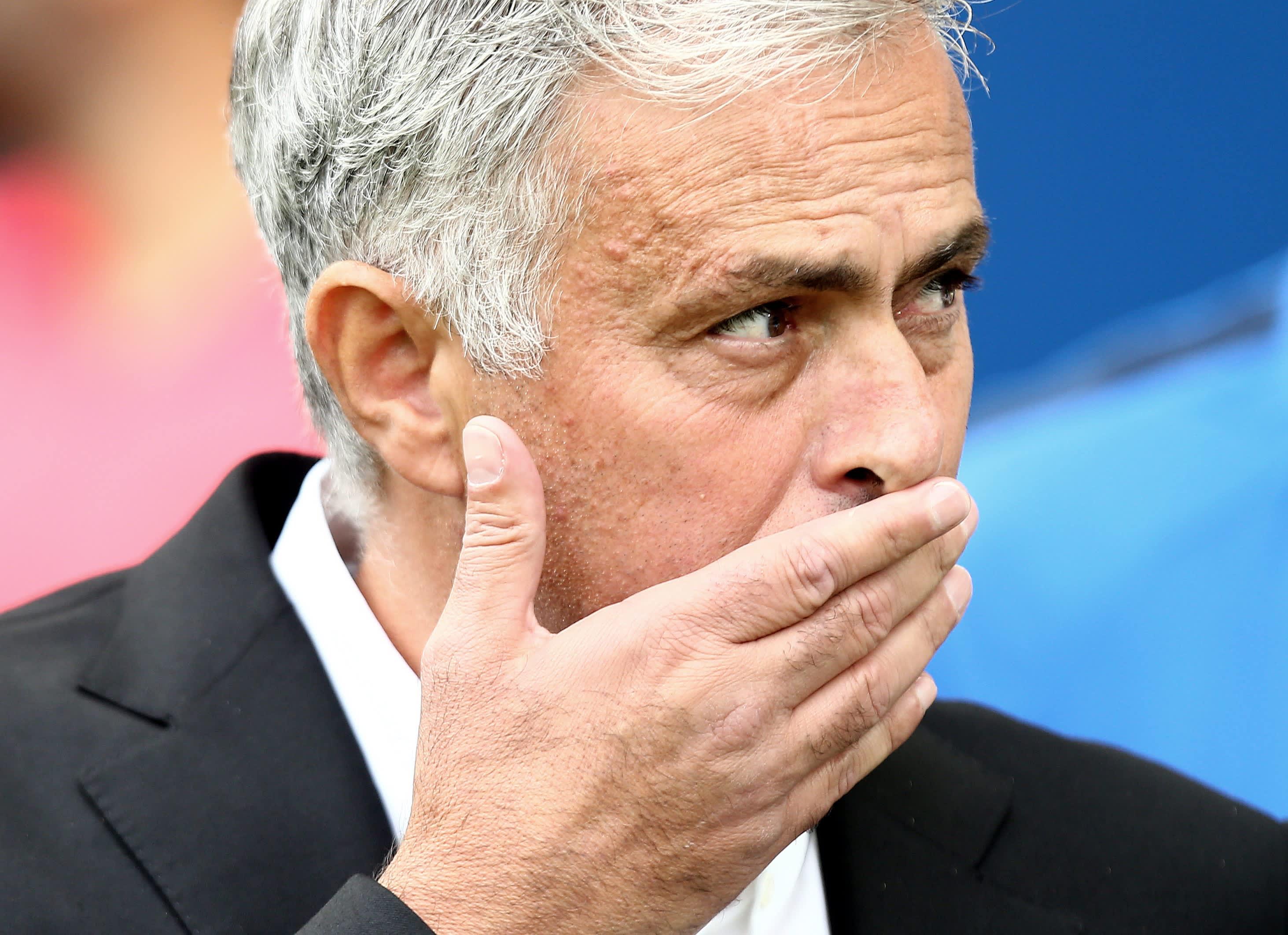 Jose Mourinho, Unitedin manageri
