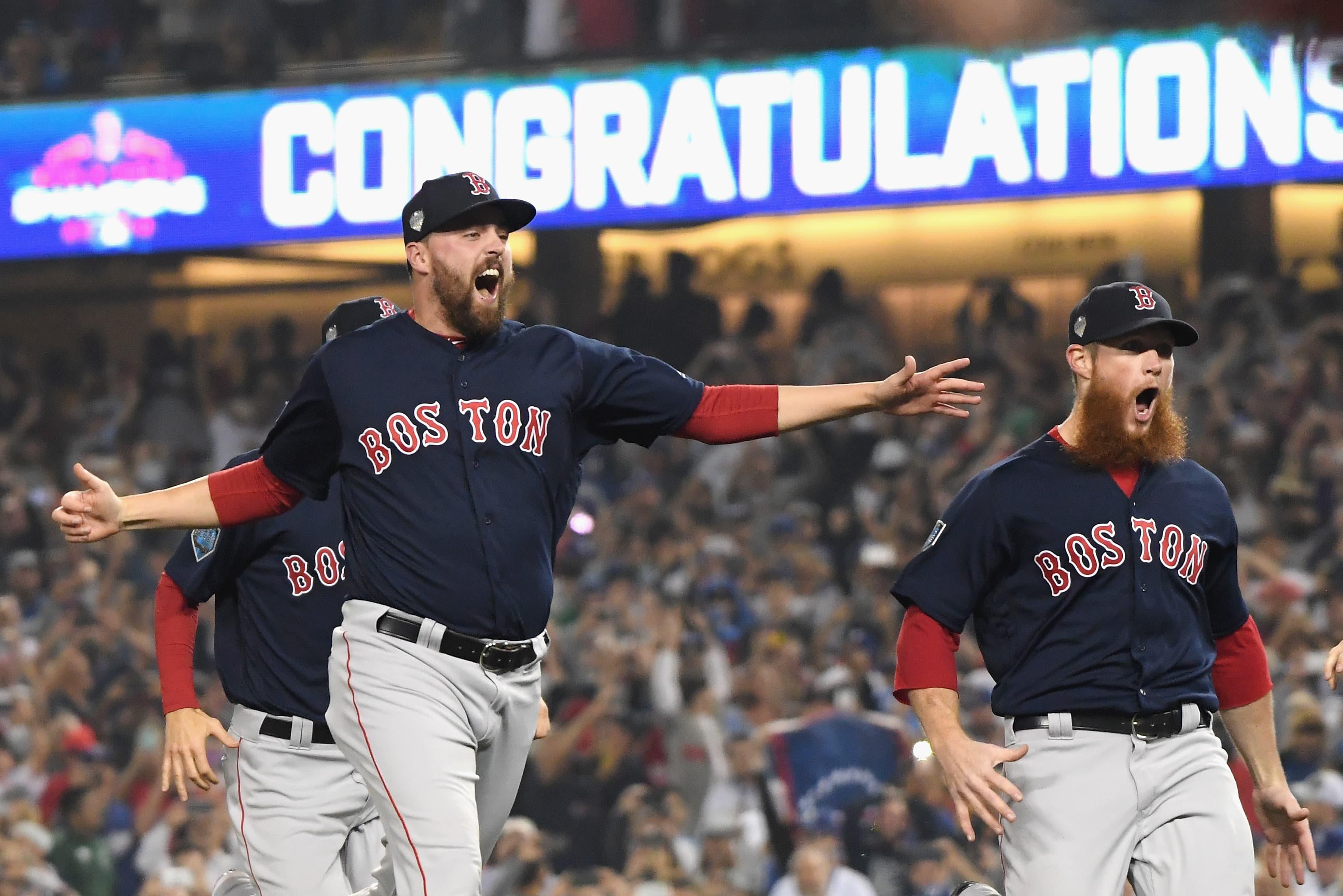 Boston Red Sox, Heath Hembree ja Craig Kimbrel
