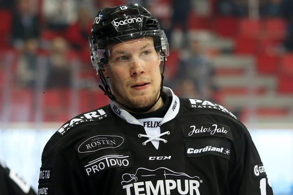 Petteri Wirtanen kuvassa